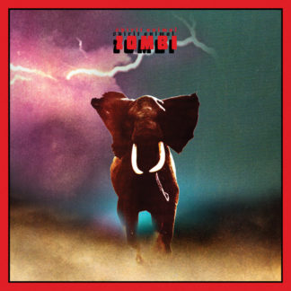 ZOMBI Spirit Animal - Vinyl 2xLP (transparent red)