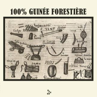 100 % Guinée Forestière - Vinyl LP (black)