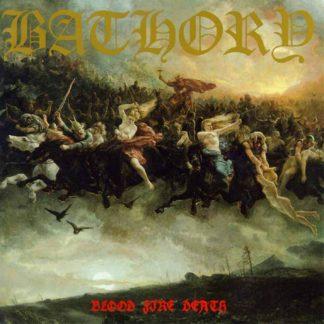 BATHORY Blood Fire Death - Vinyl LP (black)