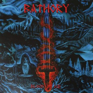 BATHORY Blood On Ice - Vinyl 2xLP (black)