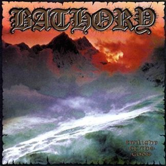 BATHORY Twilight Of The Gods - Vinyl 2xLP (black)