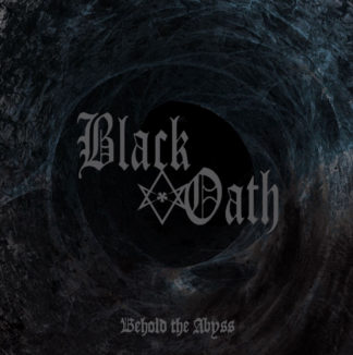 BLACK OATH Behold The Abyss - Vinyl LP (magenta)
