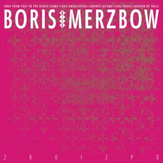 BORIS WITH MERZBOW 2R0I2P0 - Vinyl 2xLP (neon magenta)