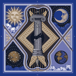 DELUGE Ægo Templo - Vinyl 2xLP (white | blue white black marble)