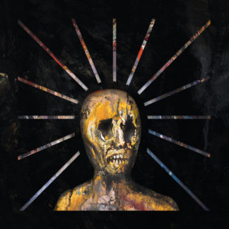 END Splinters From An Ever-Changing Face - Vinyl LP (black in clear with red splatter)