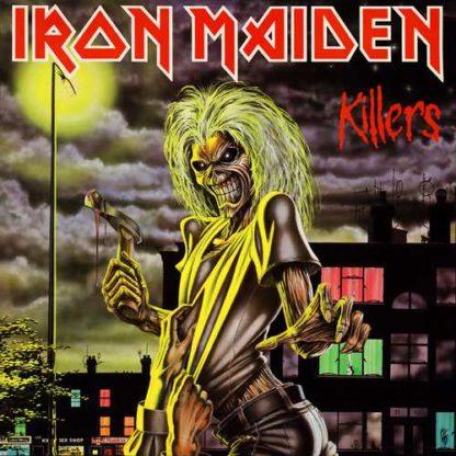 IRON MAIDEN Killers - Vinyl LP (black)