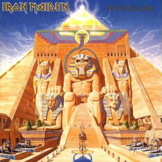 IRON MAIDEN Powerslave - Vinyl LP (black)