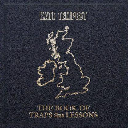 KATE TEMPEST The Book Of Traps And Lessons - Vinyl LP (black)