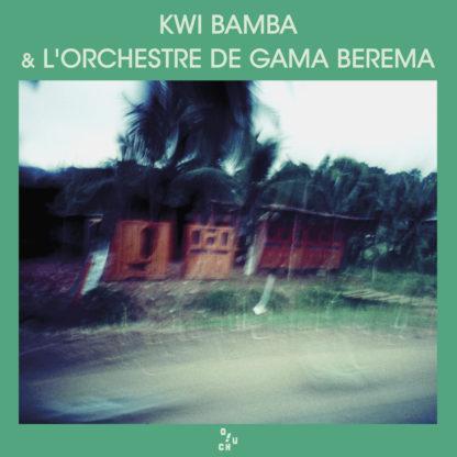 KWI BAMBA & L'ORCHESTRE DE GAMA BEREMA S/t - Vinyl LP (black)