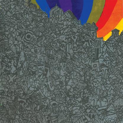 LIGHTNING BOLT Wonderful Rainbow - Vinyl LP (black)