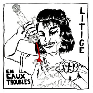 LITIGE En Eaux Troubles - Vinyl LP (black)