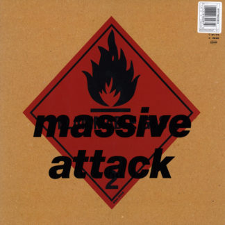 MASSIVE ATTACK Blue Lines - Vinyl LP (black)