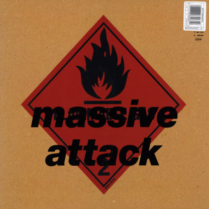 MASSIVE ATTACK Blue Lines - Vinyl LP (black)