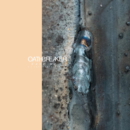 OATHBREAKER Ease Me & 4 Interpretations - Vinyl LP (Coke Bottle w/ White & Gold Splatter)