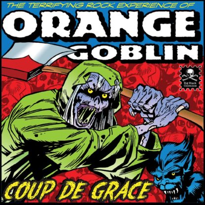 ORANGE GOBLIN Coup de Grace - Vinyl 2xLP (solid yellow)