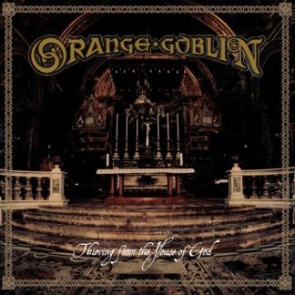 ORANGE GOBLIN Thieving From the House of God - Vinyl LP (gold)