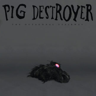 PIG DESTROYER The Octagonal Stairway - Vinyl LP (neon magenta)