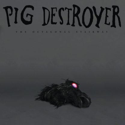 PIG DESTROYER The Octagonal Stairway - Vinyl LP (neon magenta)