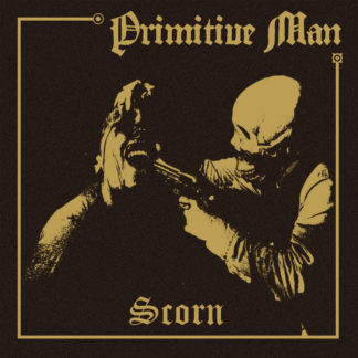 PRIMITIVE MAN Scorn - Vinyl LP (bone white and black merge)