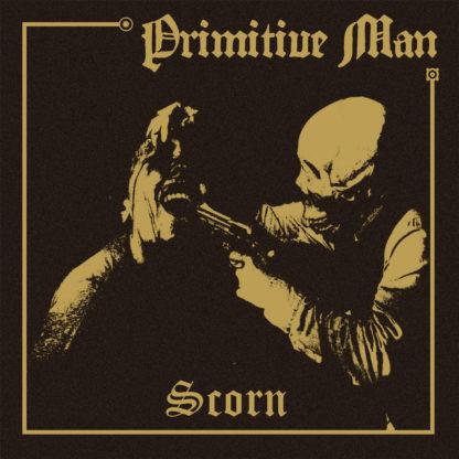 PRIMITIVE MAN Scorn - Vinyl LP (bone white and black merge)