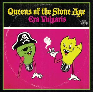 QUEENS OF THE STONE AGE Era Vulgaris - Vinyl LP (black)
