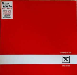 QUEENS OF THE STONE AGE Rated R - Vinyl LP (black)
