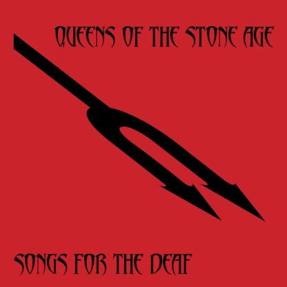 QUEENS OF THE STONE AGE Songs For The Deaf - Vinyl 2xLP (black)