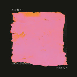 SUUNS Fiction - Vinyl LP (white)