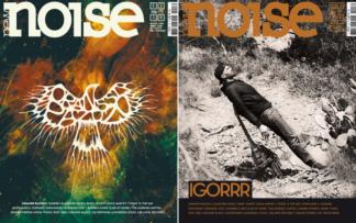 NEW NOISE MAGAZINE #53 Oranssi Pazuzu / Igorrr