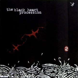 THE BLACK HEART PROCESSION 2 - Vinyl LP (black)