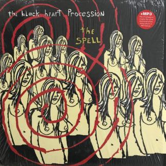 THE BLACK HEART PROCESSION The Spell - Vinyl LP (black)