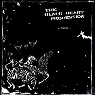 THE BLACK HEART PROCESSION Three - Vinyl LP (black)