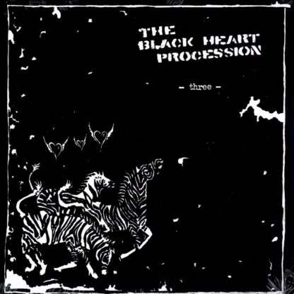 THE BLACK HEART PROCESSION Three - Vinyl LP (black)