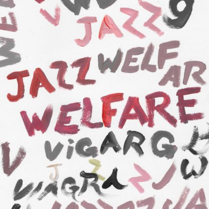 VIAGRA BOYS Welfare Jazz - Vinyl LP (white | black)