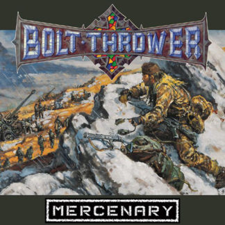 BOLT THROWER Mercenary - Vinyl LP (black)