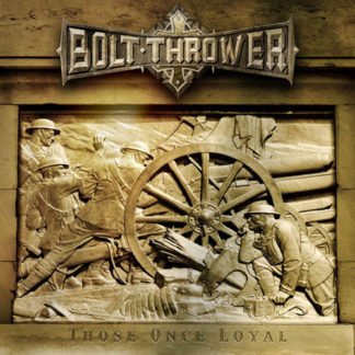 BOLT THROWER Those Once Loyal - Vinyl LP (black)