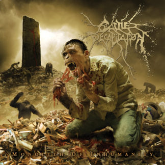 CATTLE DECAPITATION Monolith of Inhumanity - Vinyl LP (black)