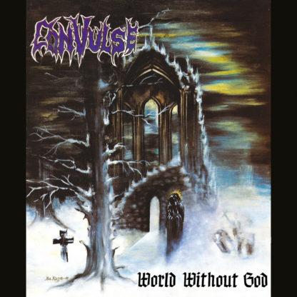 CONVULSE World Without God - Vinyl 2xLP (red)
