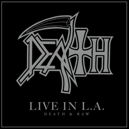 DEATH Live In L.A. - Vinyl 2xLP (black)