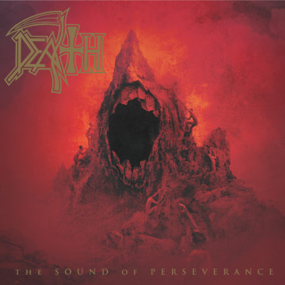 DEATH The Sound Of Perseverance - Vinyl 2xLP (black)