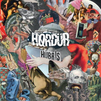 HORDUR Húbris - Vinyl LP (black)