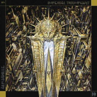 IMPERIAL TRIUMPHANT Alphaville - Vinyl 2xLP (black)