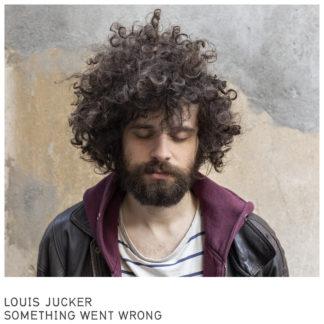 LOUIS JUCKER Something Went Wrong - Vinyl LP (clear)