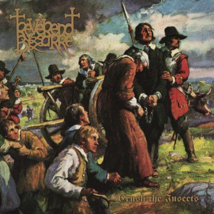REVEREND BIZARRE II: Crush The Insects - Vinyl LP (black)