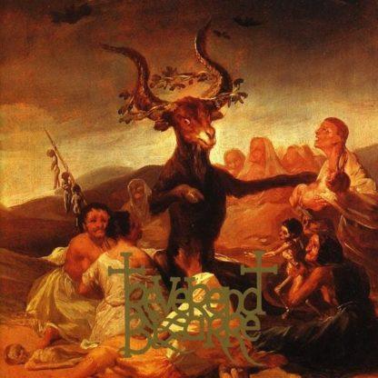 REVEREND BIZARRE In The Rectory of the Bizarre Reverend - Vinyl 2xLP (orange)