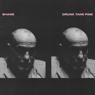 SHAME Drunk Tank Pink - Vinyl LP (cloudy clear | black)