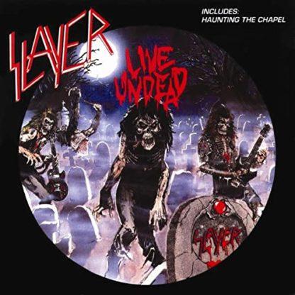 SLAYER Live Undead - Vinyl LP (black)