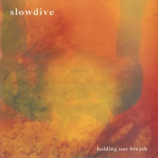 SLOWDIVE Holding Your Breath - Vinyl LP (orange)
