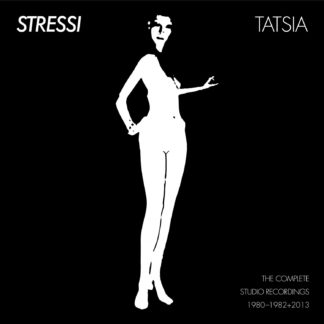 STRESSI Tatsia - The Complete Studio Recordings - Vinyl 2xLP (black)