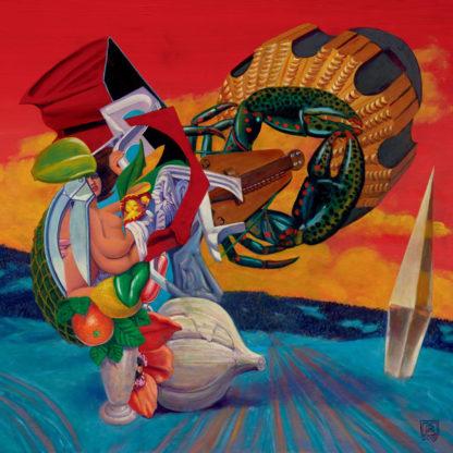 THE MARS VOLTA Octahedron - Vinyl 2xLP (black)
